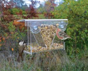 Window Feeders by Songbird Essentials