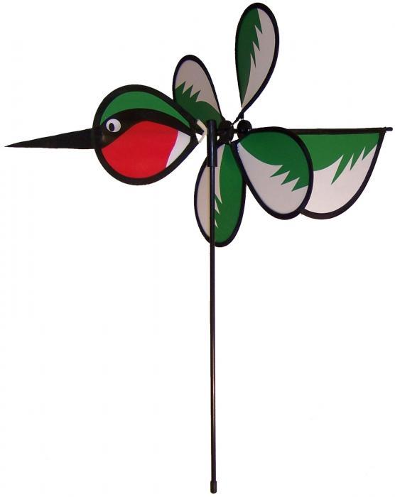 In The Breeze Hummingbird Baby Bird Spinner