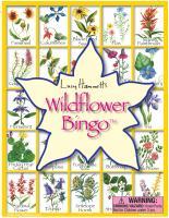 Lucy Hammett Wildflower Bingo