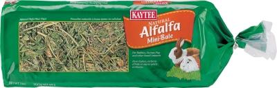 Alfalfa Mini Bales 24 Oz