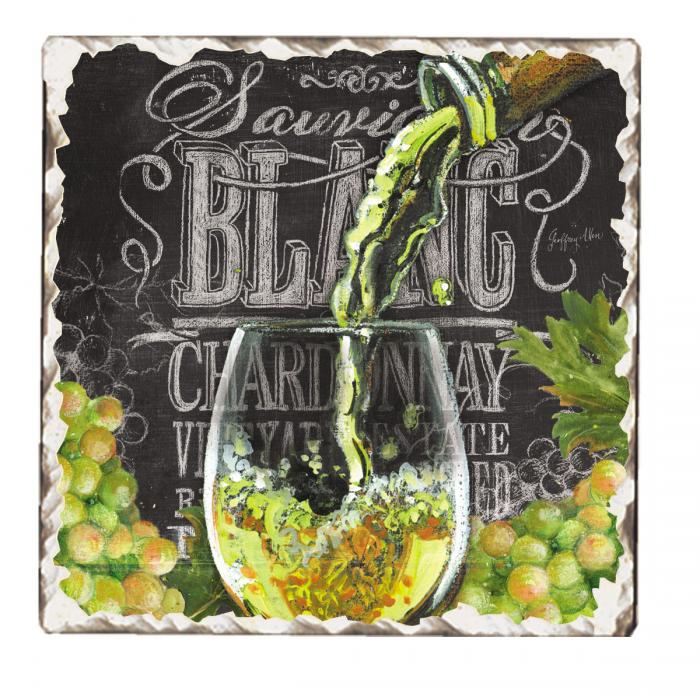 Counter Art Chalkboard Wine Trivet