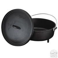 "Camp Chef Dutch Oven - Mule Deer 6 Qt. 12"""
