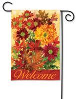 Magnet Works Autumn Bouquet Garden Flag