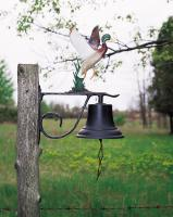 Large Bell with Duck - Color