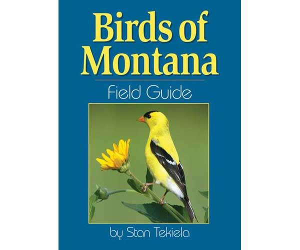 Adventure Publications Birds Montana Field Guide
