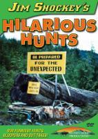 Stoney-Wolf Jim Shockey's Hilarious Hunts DVD