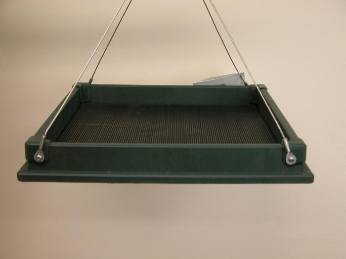 Rubicon Hanging Platform Bird Feeder