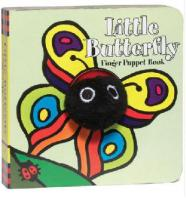 Chronicle Books Little Butterfly Finger Puppet Book