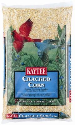 Cracked Corn 4 Lb