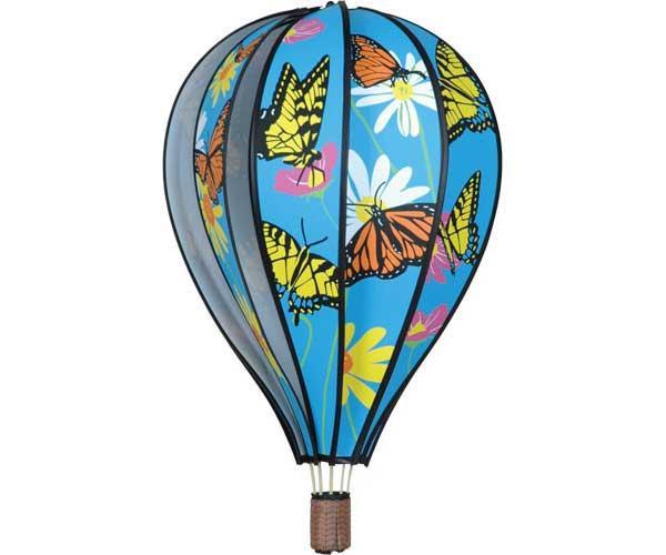 Premier Designs Hot Air Balloon Butterflies 22 inch
