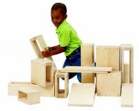 Guidecraft Junior Hollow Blocks