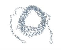Coastal Pet Products 89026 Titan Twisted 15' Tie Out Chain - 2.5mm