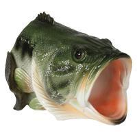Decorative Bass Gutter Spout