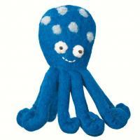DZI Handmade Designs Octopus Woolie Fingerpuppet Ornament