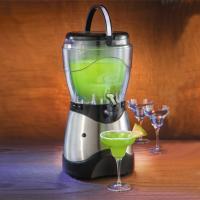 Nostalgia Electrics HSB-590 Margarator Margarita & Frozen Drink Machine, Stainless Steel