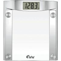 Conair WW44 Weight Watchers Glass Scale