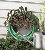 Filigree Hose Holder - French Bronze