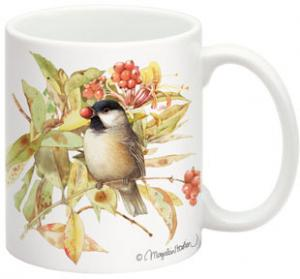 Fiddler's Elbow Black-Capped Chickadee 15 oz Mug