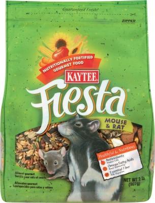 Fiesta Rat/mouse 2 Lb
