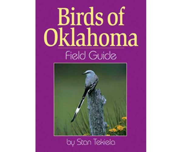 Adventure Publications Birds Oklahoma Field Guide
