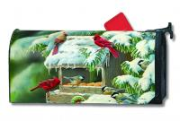 Magnet Works Winter Feeder Mailwrap