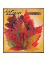 Pacific Merchants Fall Deco Parchment Leaves