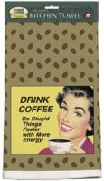Fiddler's Elbow Drink Coffee Towel