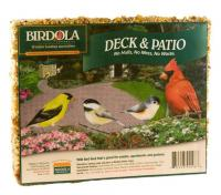 Birdola Products Deck & Patio Cake