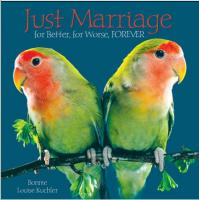 Willow Creek Press Just Marriage