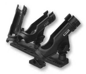 Scotty Products Triple Rod Holder with 230 Powerlock Holders