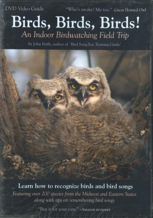 John Feith Birds, Birds, Birds DVD