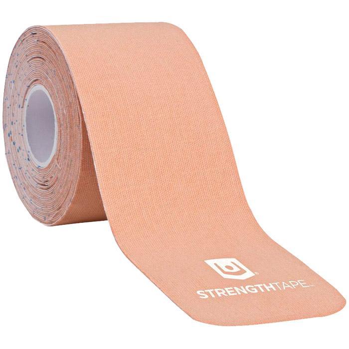 Lifestrength Strength Tape Pre-Cut, 10in. - Beige