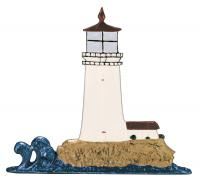 """30"""" Lighthouse Weathervane - Rooftop Color"""