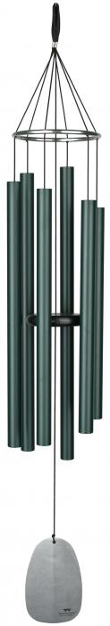 Woodstock Chimes Bells of Paradise Large Rainforest Green