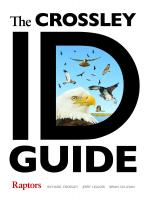 Princeton University Press Crossley ID Guide Raptors