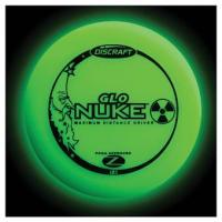 Discraft Elite Z Glo Nuke Driver