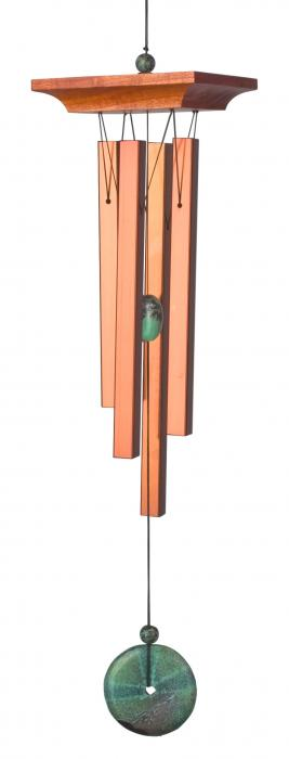 Woodstock Chimes Woodstock Turquoise Chime