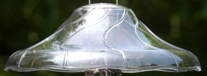 """Aspects Fancy 14"""" Swirl Dome"""