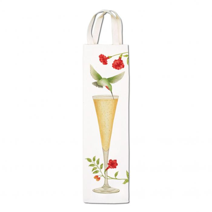 Alice's Cottage Hummingbird Wine Caddy