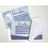 Urinelle 7pk  Disposable and Biodegradable Urinating Cone for Women
