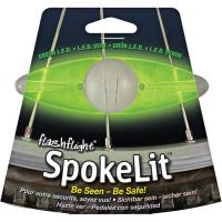 Nite-ize SpokeLit Bicycle Light, Disc-O