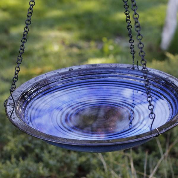 Byer Of Maine Hanging Style Circles Bird Bath