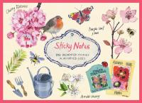 Chronicle Books Cherry Blossom Garden Sticky Note Set