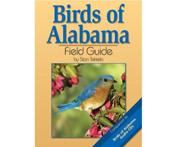 Adventure Publications Birds Alabama Field Guide