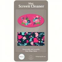 Wellspring Mini Screen Cleaner - Floral