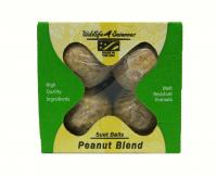 Wildlife Sciences Peanut Blend Suet Balls, 4 pack (boxed)