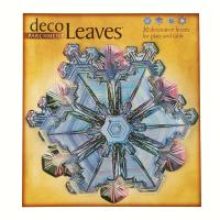 Pacific Merchants Snowflakes Deco Parchment Leaves
