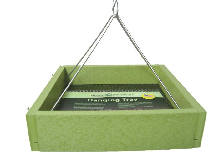 Green Solutions Small Hanging Tray
