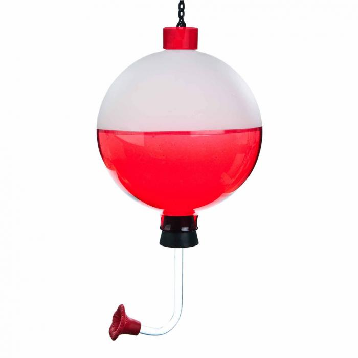 Outside-Inside Bobber Hummingbird Bird Feeder