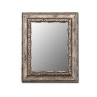 Hitchcock-Butterfield 33x45 Antique Silver Mirror
